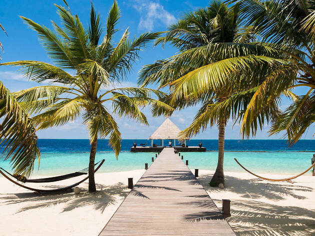 5 reasons why you should visit the Maldives