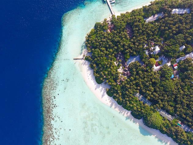 Maldives resort: Biyadhoo Island Resort