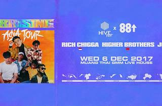 88Rising Live in Bangkok