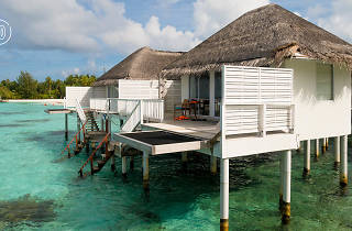 Maldives resort: Centara Grand Island Resort and Spa