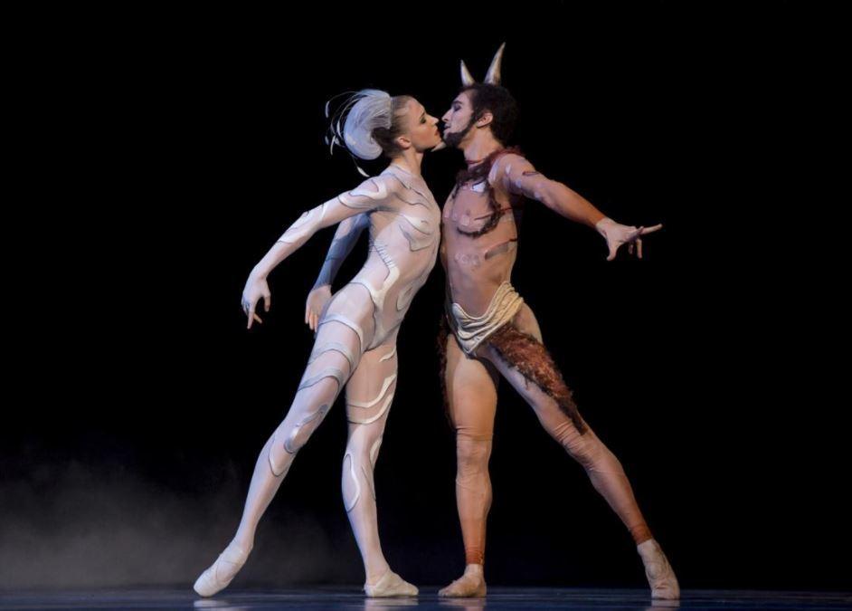 Le songe, Les ballets de Monte-Carlo