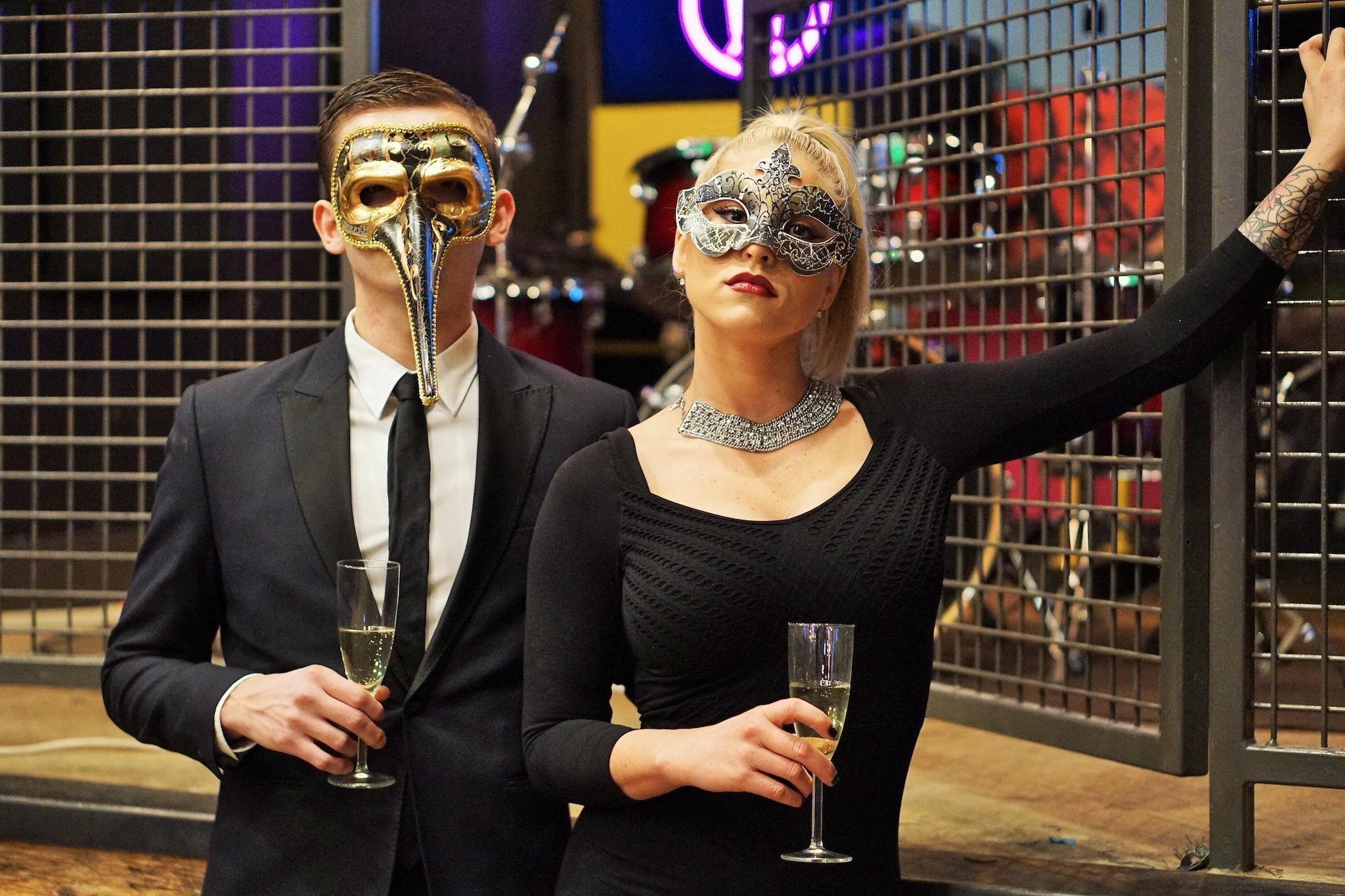 Eyes Wide Shut Masquerade