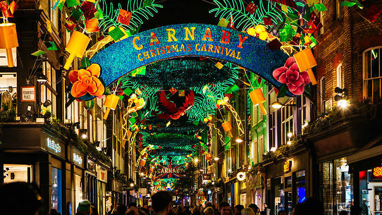Carnaby Carnival Christmas