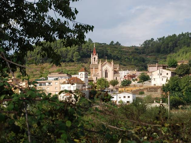 Baix Llobregat: Brushstrokes from North to South