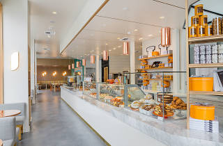 Dominique Ansel's first West Coast bakery opens this weekend. Here's what went into making it happen.
