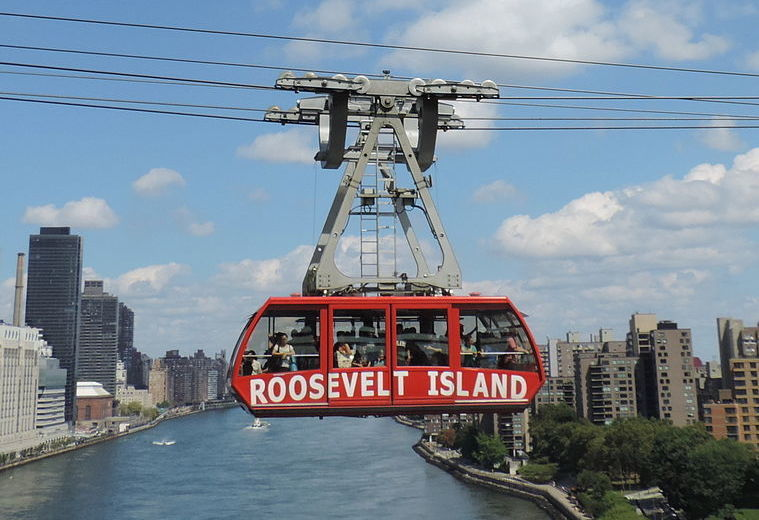 Stop saying Roosevelt Island is lame, because it's amazing