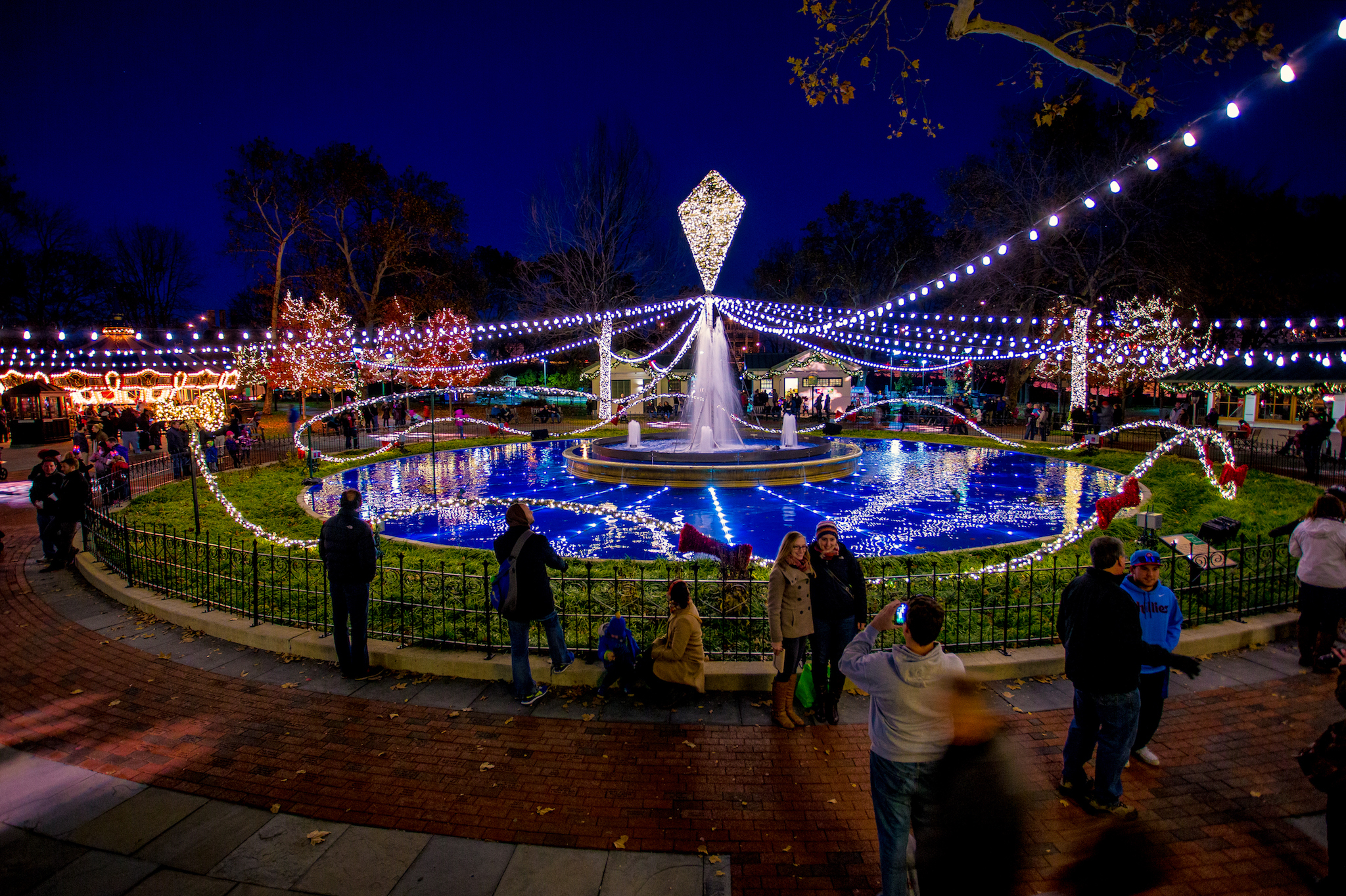 Kids' New Year's Eve Countdown at Franklin Square