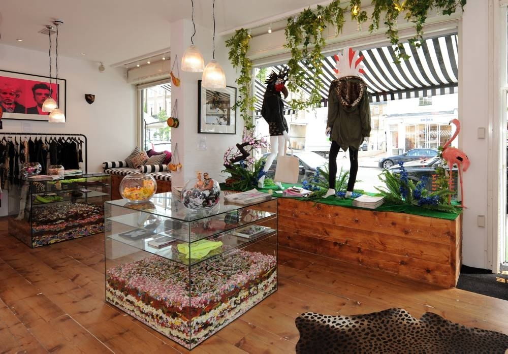 London's Coolest Shops