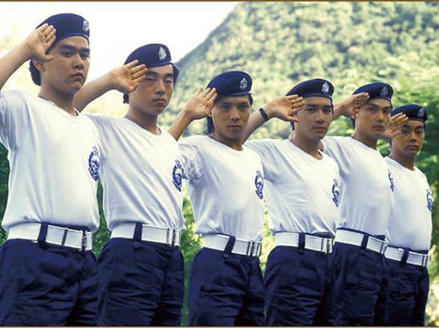 《新紮師兄》(1984)