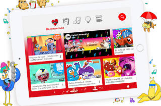 Youtube kids, niños, app, aplicación