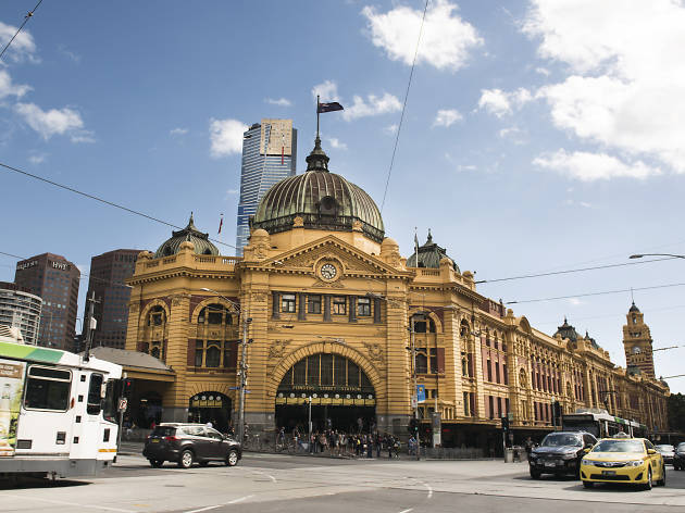 A first look inside Flinders Street Station's new restoration
