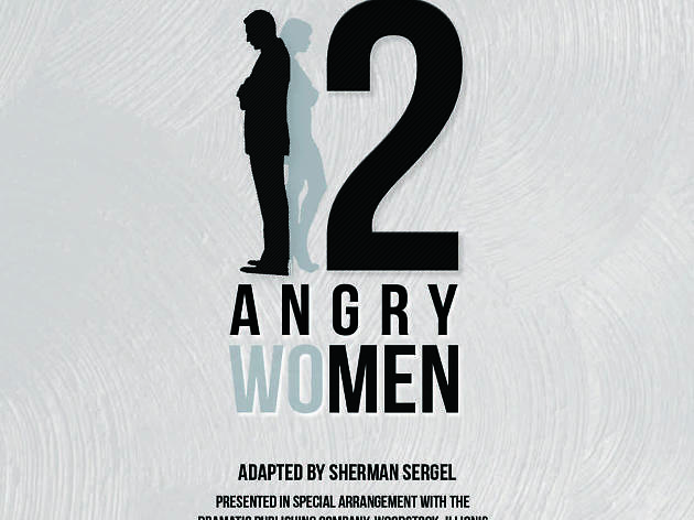 12 Angry Men & 12 Angry Women