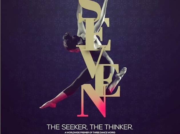 Seven - The Seeker, The Thinker