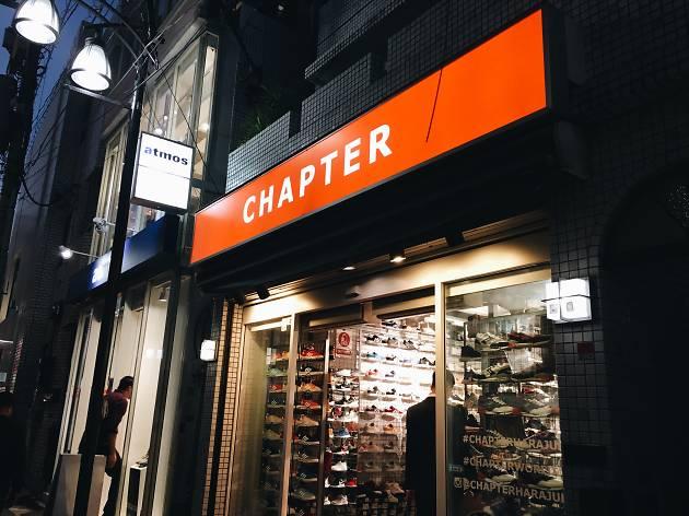 Chapter World Harajuku