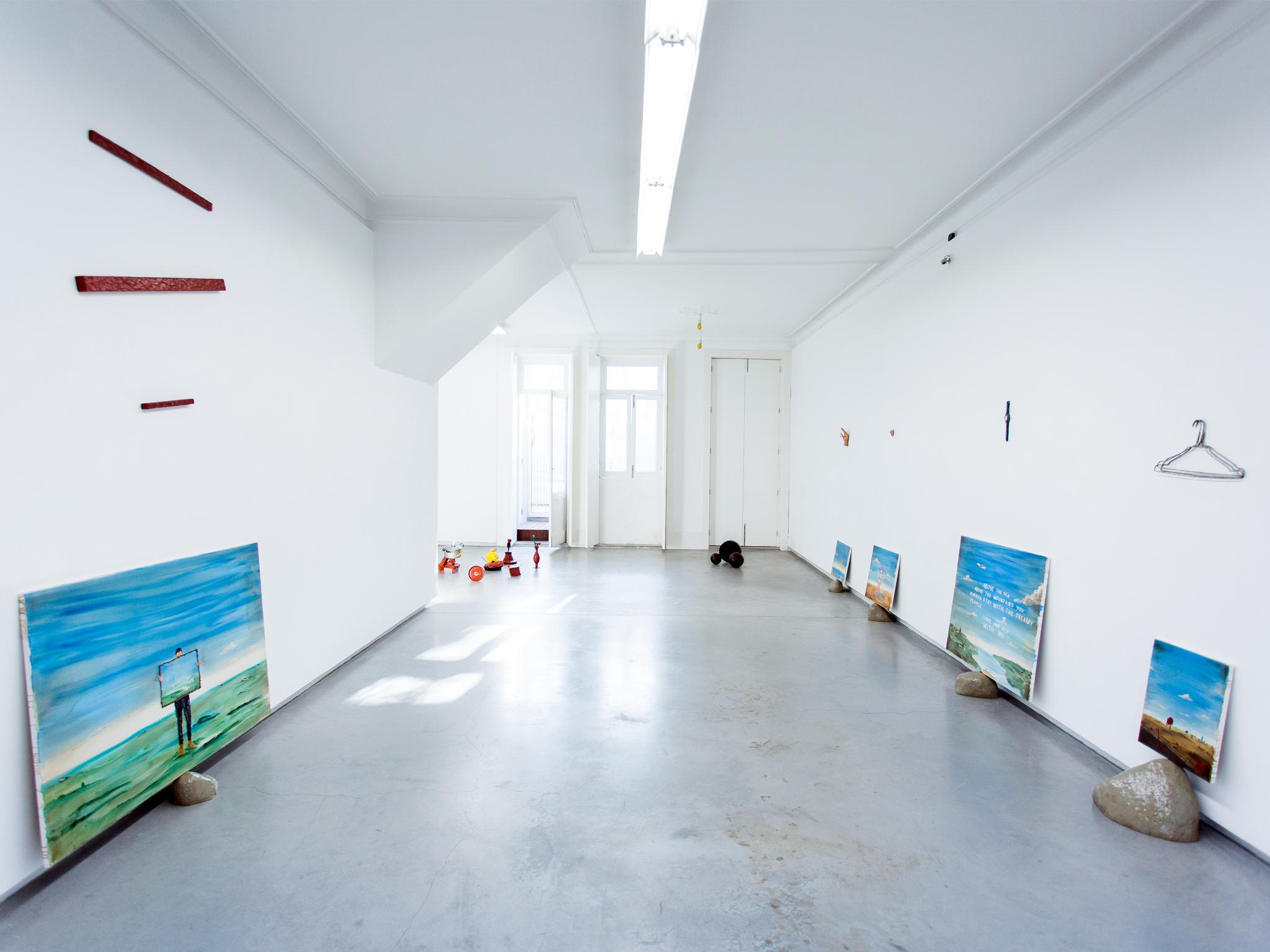 Descubra os novos projectos de arte contemporânea na Galeria MCO
