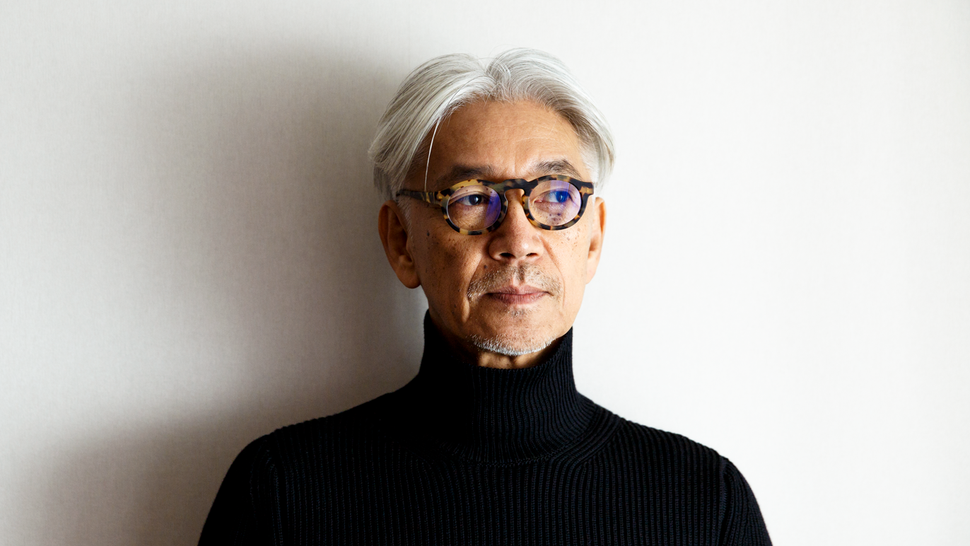 インタビュー:坂本龍一