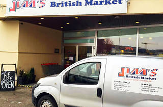 Jim's British Market - Gland
