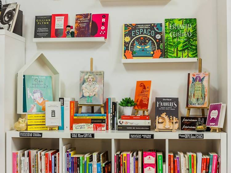 As melhores livrarias no Porto