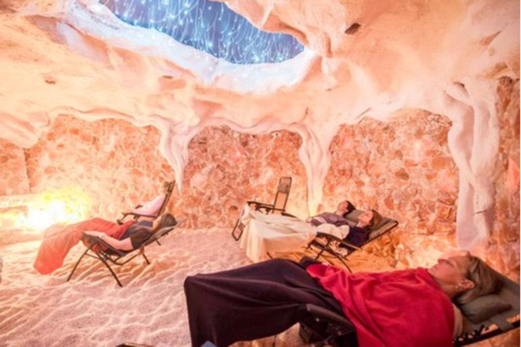 Montauk Salt Cave
