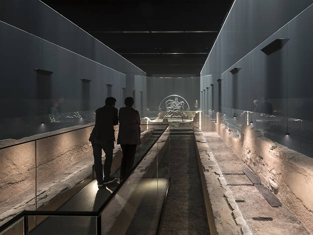 Visit: The London Mithraeum