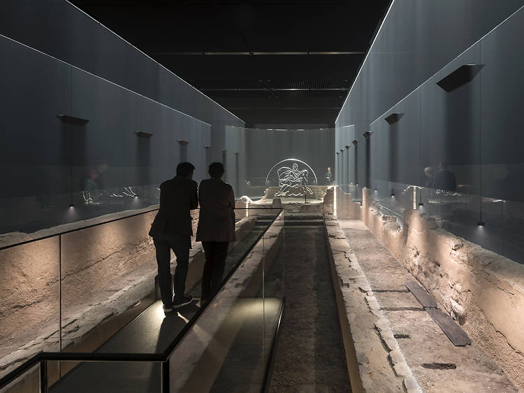 Discover Roman London at the Mithraeum