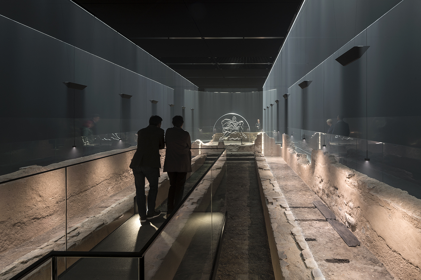 The London Mithraeum