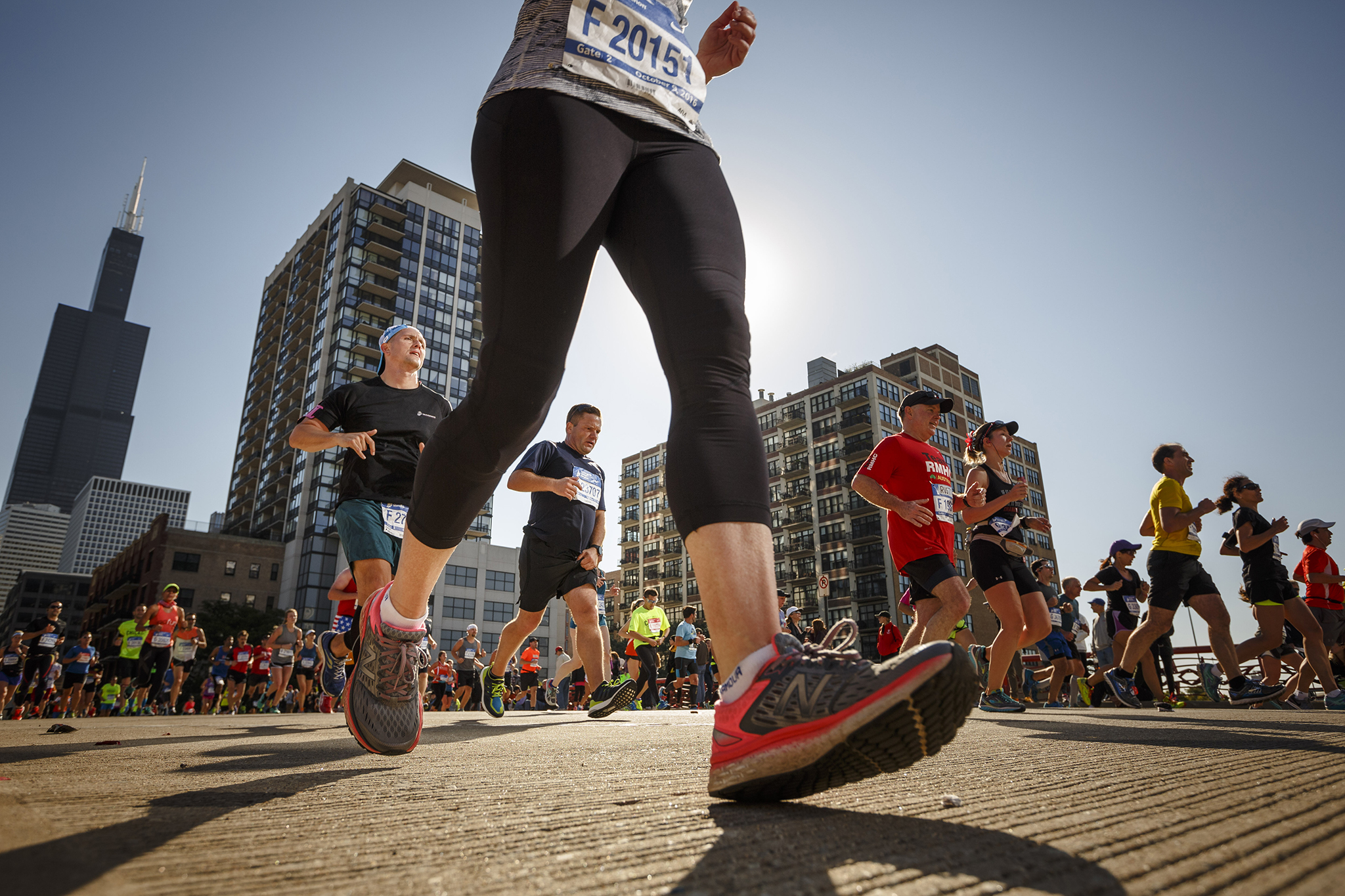Top running clubs in Chicago