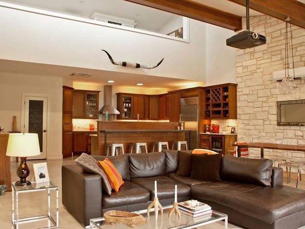 Airbnb Texas getaway
