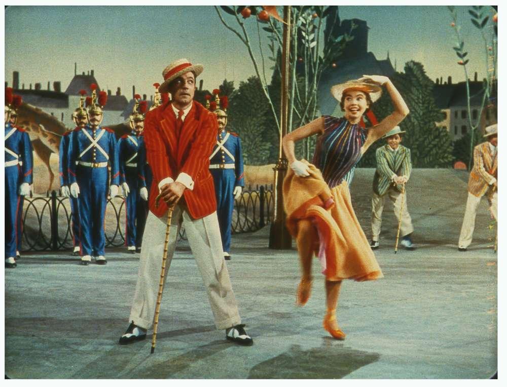 An American in Paris (Vincente Minnelli, 1951)