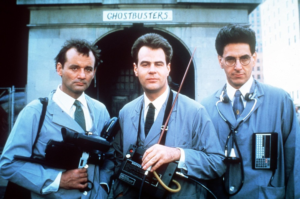 October 19, Ghostbusters