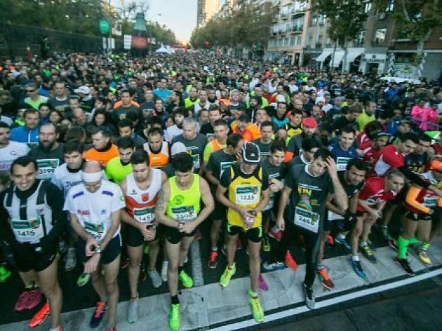 VII Carrera Solidaria Madrid Emprendedores