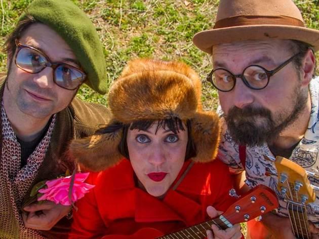 The Katiuskas Band
