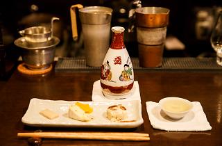 Bar Gats warm sake | Time Out Tokyo