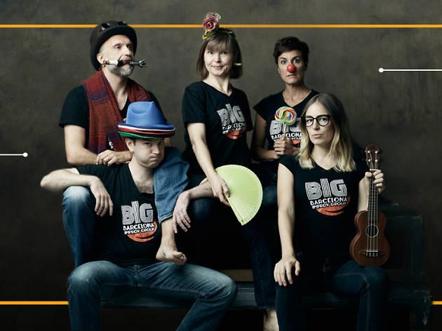 BIG: Barcelona Improv Group, Sugar and Spice