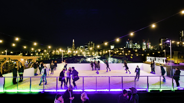 Ace places to skate in London