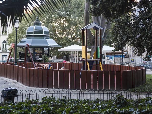 Praça da Alegria: até Janeiro o cenário é natalício com concertos e um mercado