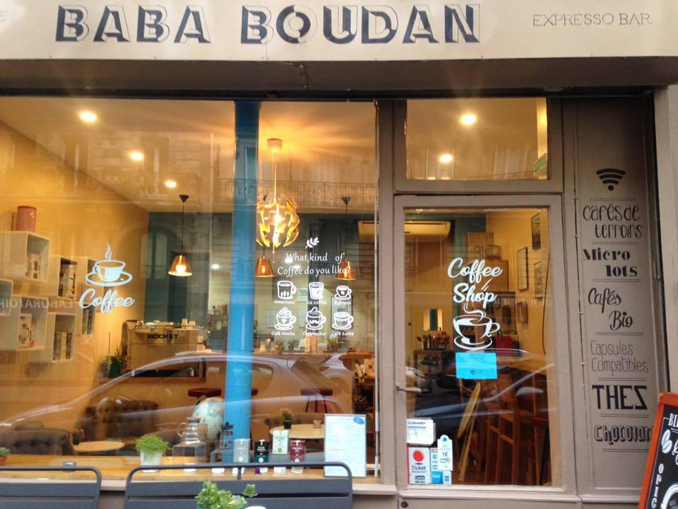 Baba Boudan