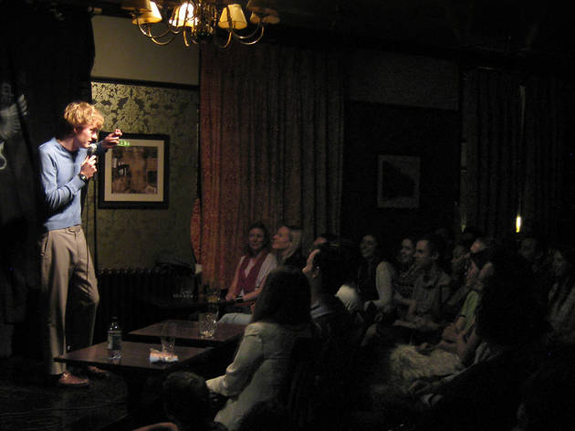 Angel Comedy at the Camden Head