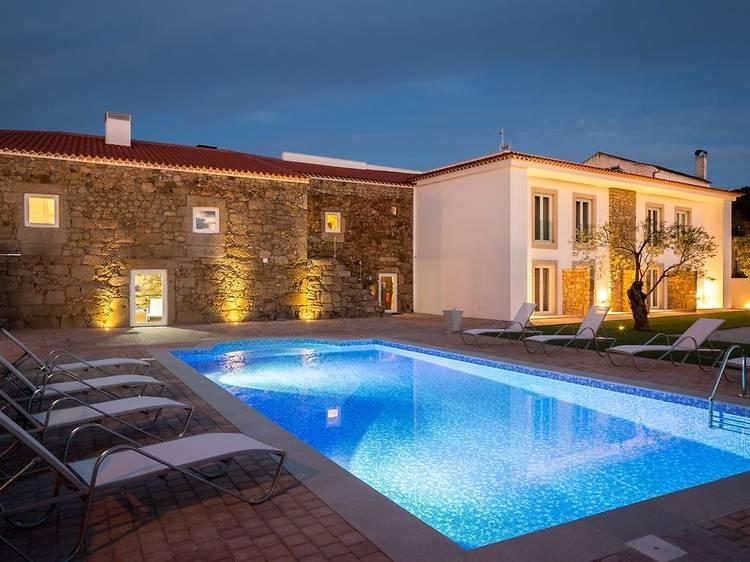 Os melhores hotéis na Serra da Estrela