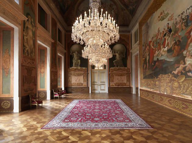 sala d. joao IV palacio da ajuda