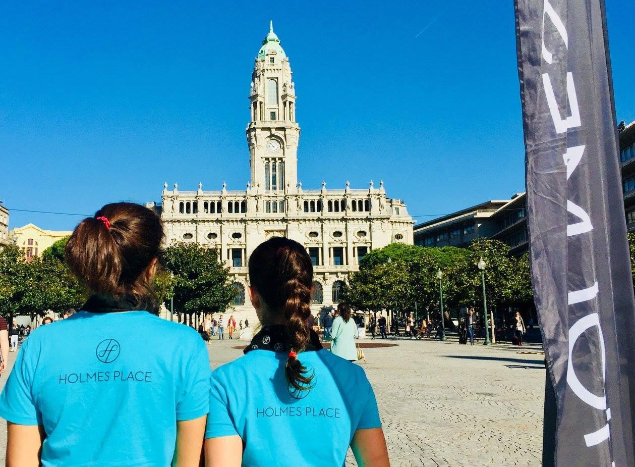 O Holmes Place do Porto fica na Constituição