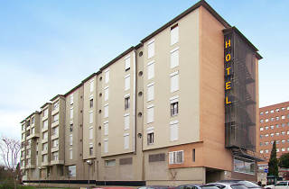 Hotel J. Balmes Vic