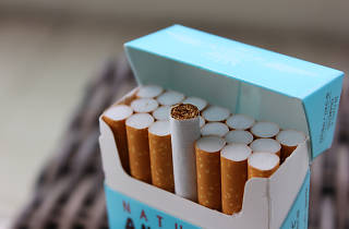 New York is the top state for cigarette smuggling in the country