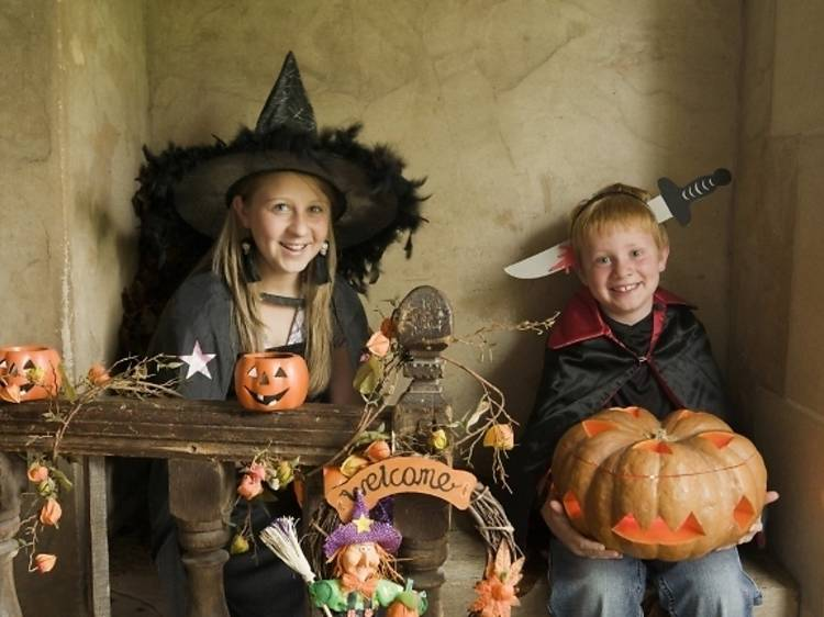 Halloween events for the kids