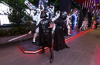 Star Wars Fan Gathering at The Centrepoint