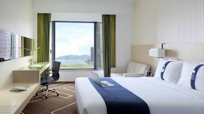 香港九龍東智選假日酒店