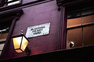 Bleeding Heart Yard