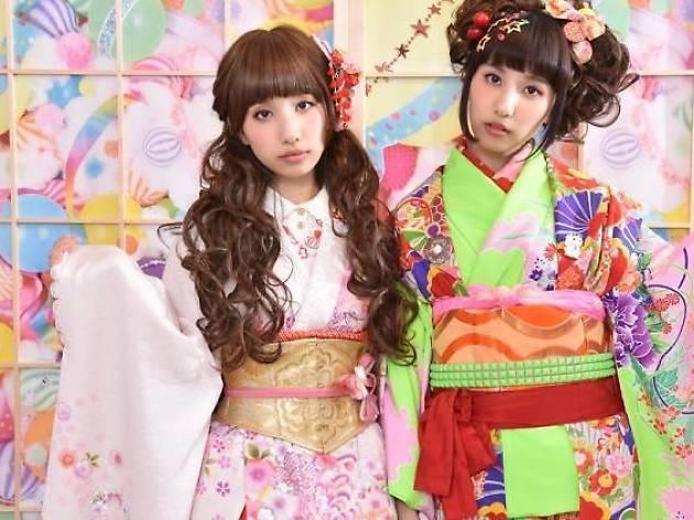 もしもし着物サロン Produced by 夢乃屋 -YUMENOYA-