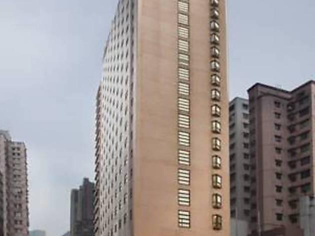 香港海景絲麗酒店
