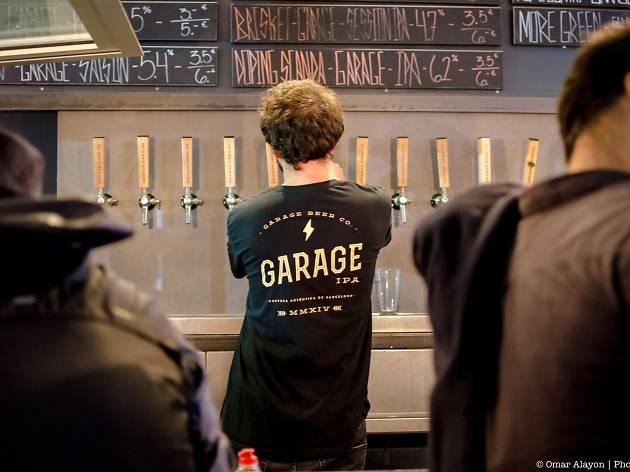 Garage Beer Co (Sant Andreu)